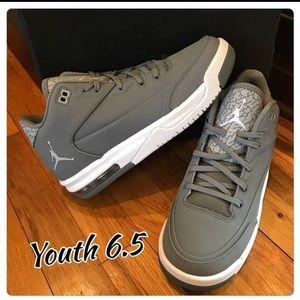 Youth Jordans new